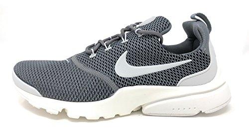 8063b3eb437 NIKE Womens Presto Fly Cool Grey Pure Platinum Running Shoe 8 Women US. ‹ ›