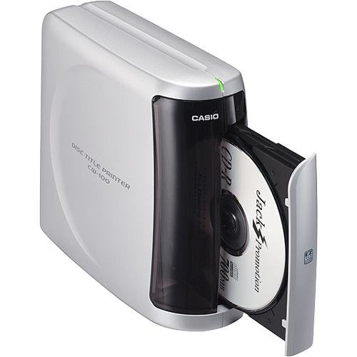 Casio CW 100 CD Label Printer