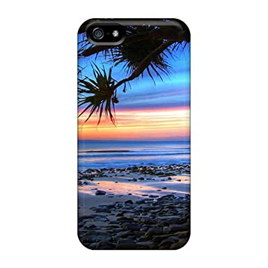 a1c4a5e7a8d084 Awesome Enc2533-hGA LESH Defender Tpu Hard Case Cover For Iphone 5 5s-  Sunset  2  Amazon.co.uk  Electronics