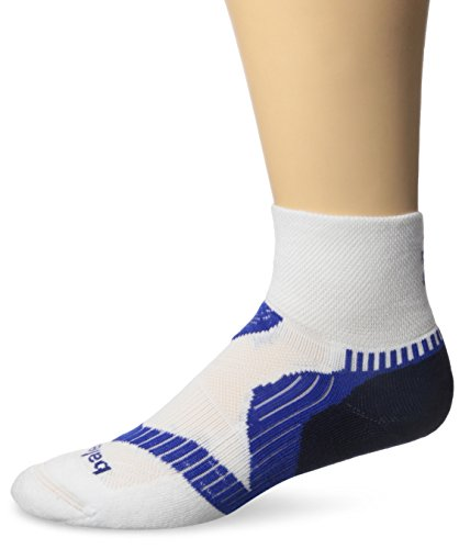 Balega Enduro V-Tech Quarter Socks For Men and Women (1 Pair) (2016 Model)