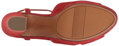 Adelle Platform Sandal Dress Women's Naturalizer Red znq841qf