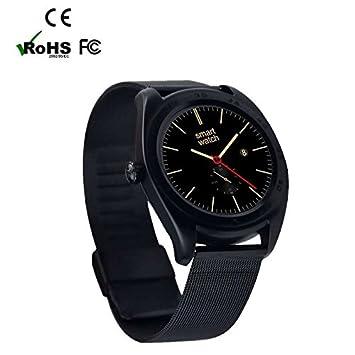 Smart watch reloj Fitness Relojes gps WiFi inteligente reloj deporte reloj, con Podómetro/ Monitor