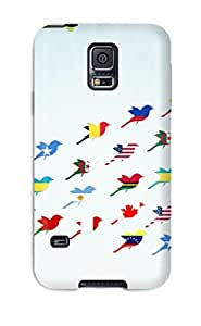 For Galaxy S5 Case - Protective Case For JennaCWright Case