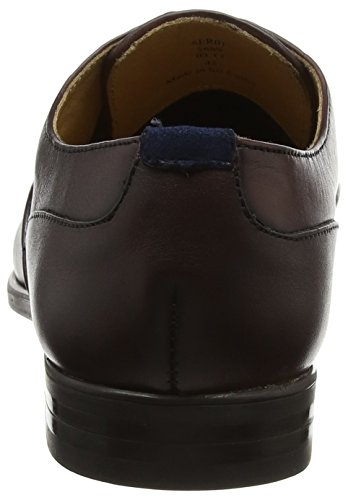 Marron Hudson Hicken Homme Brown Derbys 4wPCxrq4