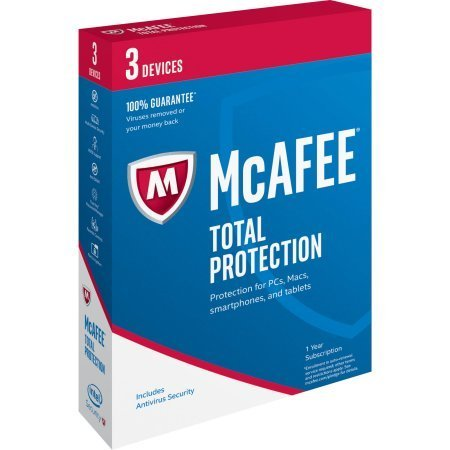 McAfee Total Protection 2017 Devices