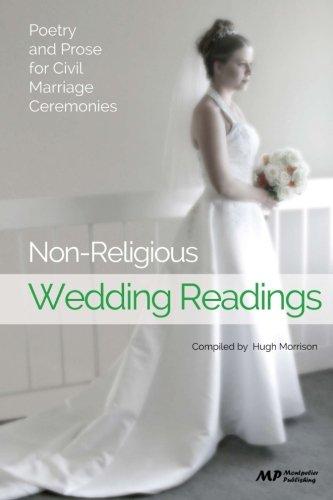 Non Religious Wedding Readings Marriage Ceremonies product image