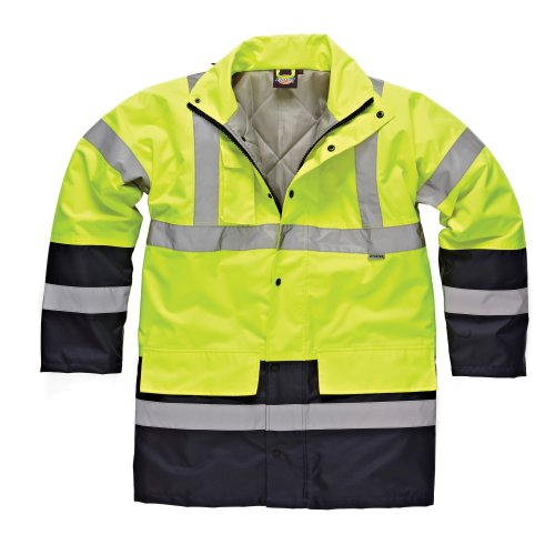 Dickies Waterproof High Visibility Two Tone Workwear