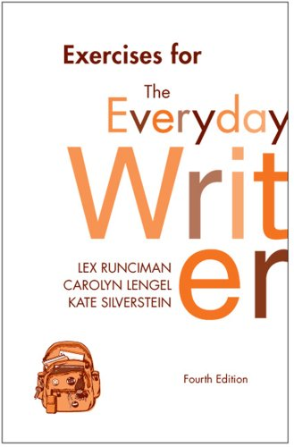 Exercise for the Everyday Writer