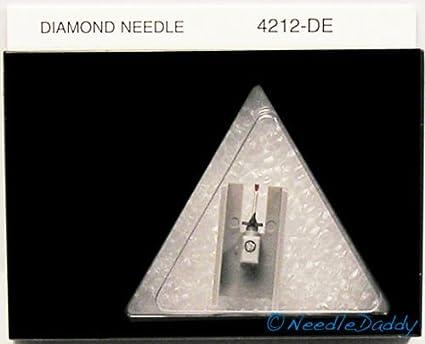 Nuevo en caja sellada aguja para tocadiscos Audio Technica at102p ...