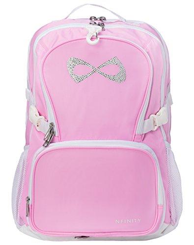 Nfinity Princess Backpack Pink