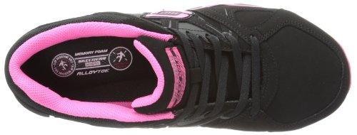 Donna Skechers for work women's synergy sandlot slip resistant work shoe
