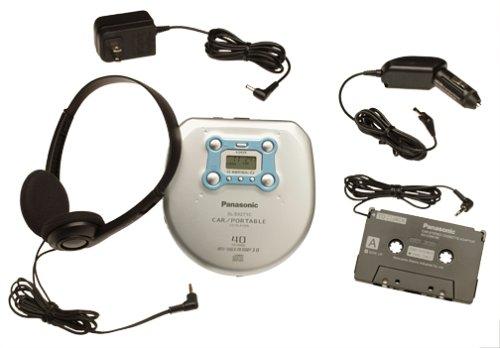Panasonic SL-SX271C Portable CD Player with Car Kit by Panasonic (Image #3)