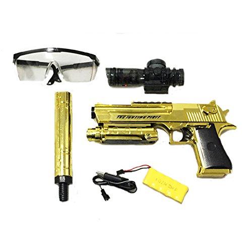 (ZHENDUO Outdoor Game Water Beads Shooter Cool Handgun for Boys Children Gifts No)