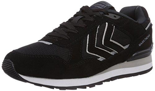hummel HUMMEL MARATHONA - zapatilla deportiva de material sintético unisex negro - negro (Black 2001)