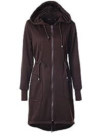 Amazon.com: Brown - Fashion Hoodies & Sweatshirts / Clothing ...