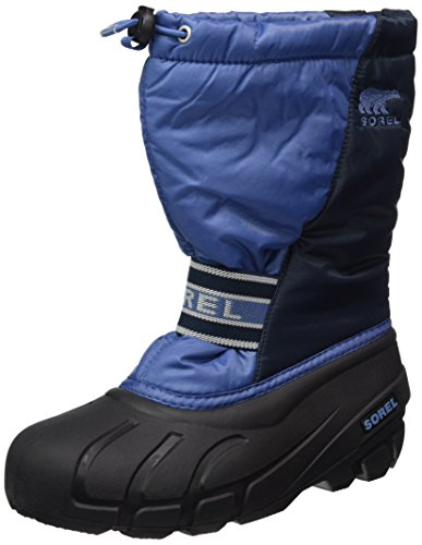 Pictures of Sorel Youth Cub B Cold Weather Boot ( Blues 7 M US Big Kid 1