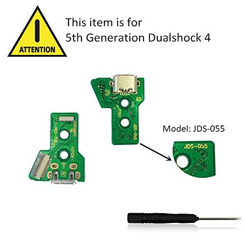Amazon.com: Topinno® 12Pin Connector USB Charging Board JDS ...