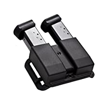 Blade Tech Industries Revolution Double Magazine Pouch Fits FN 9/40 with Tek-Lok