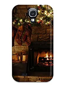 Fashion Protective Christmas 1440¡Á900 Case Cover For Galaxy S4