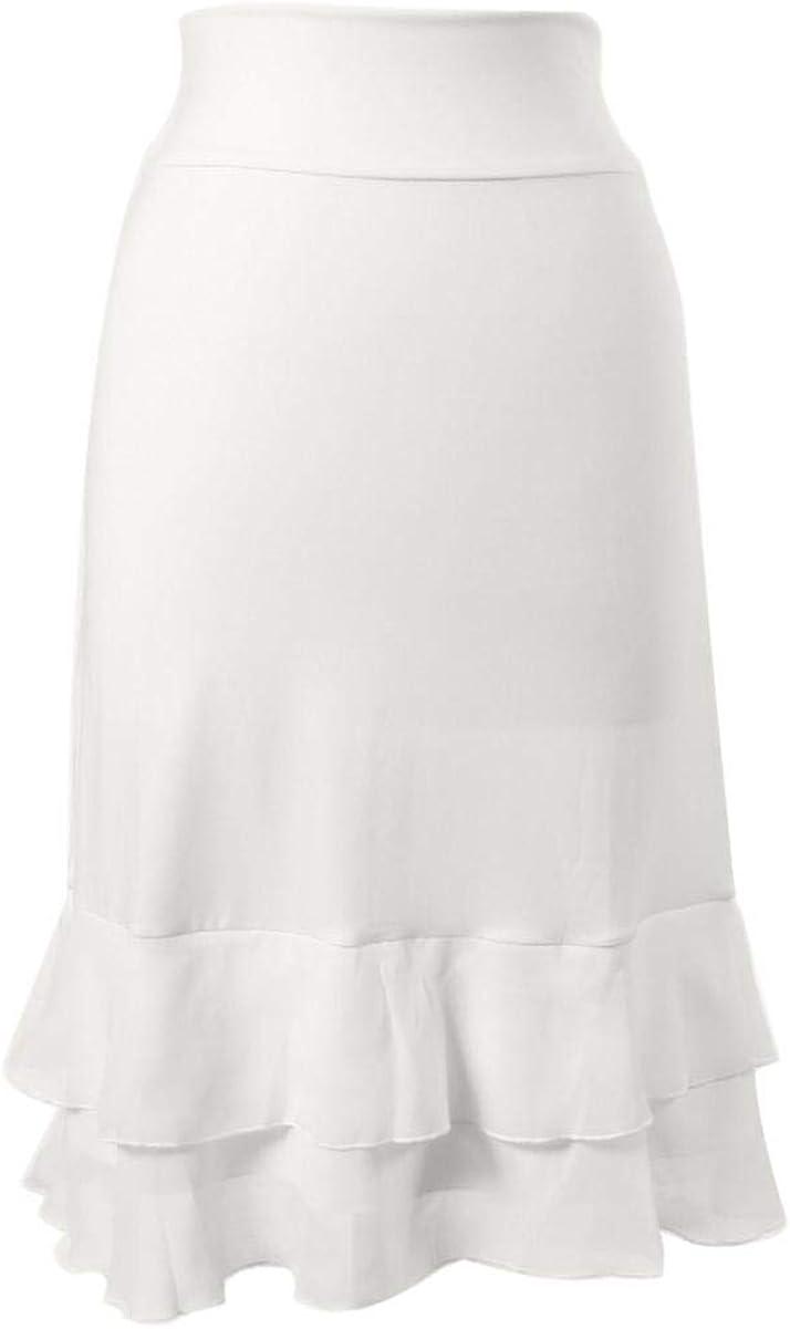 Peekaboo-Chic Iris Chiffon Half Slip Skirt Extender - Womens Skirt Extenders - Skirt Extender for Women at  Women's Clothing store