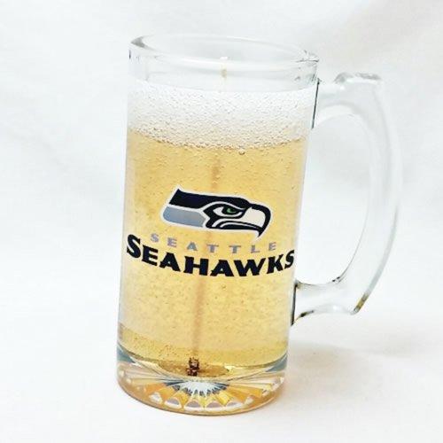 Seatle Seahawks Beer Gel (Beer Gel Candle)