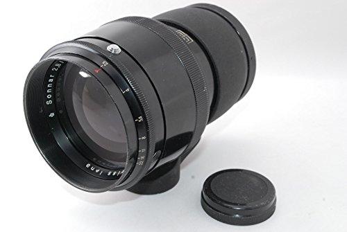 Carl Zeiss カールツァイス Jena Sonnar 180mm F2 8 オリンピア M42マウント