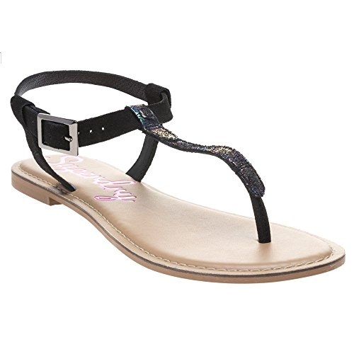 Thong Sandales Noir Bondi Superdry Femme 5ApOCq