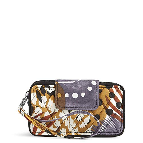 Vera Bradley Smartphone Wristlet for Iphone 6, Painted Feathers]()