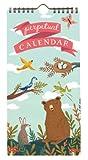 Forest Friends Perpetual Calendar