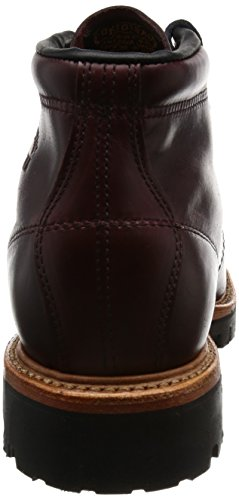 Lace Bourgogne Bottes Hommes Field to toe 5 Chippewa inch qxw4T6Ex