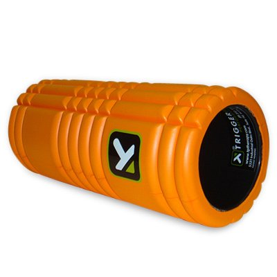 Trigger Point The Grid Orange, One Size Orange by Trigger Point
