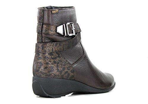Mephisto, Damen Stiefel & Stiefeletten , Braun - Dk Brown - Größe: 38,5 EU