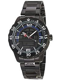 Umbro UMB-SW03-2 Reloj Star Wars para Unisex Adulto, color Negro