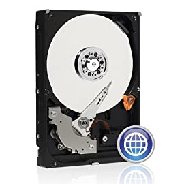 Western Digital 250 GB Caviar Blue SATA 3 Gb/s 7200 RPM 16 MB Cache Bulk/OEM Desktop Hard Drive - WD2500AAKS 4 Ships in Certified Frustration-Free Packaging WD Caviar Blue hard drives are available with either SATA or EIDE interface in a variety of cache sizes with a multitude of available features WhisperDrive technology minimizes noise to levels near the threshold of human hearing.