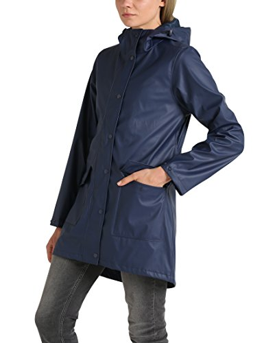 Navy Navy Bleu Impermable Bd322 Femme Veste Berydale 7qxFwOX