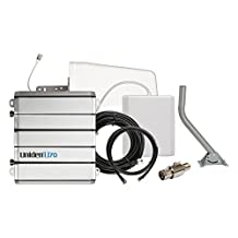 Uniden U70 DB-CP Cellular Booster Kit with Outdoor Yagi & Indoor Panel & 40ft U5D & 10ft U5D Coaxial Cable with Free Mounting Pole & Surge Protector