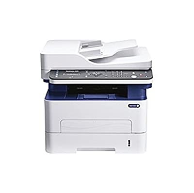 Xerox WorkCentre 3225DNI Laser Multifunction Printer - Monochrome - Plain Paper Print - Desktop - Copier/Fax/Printer/Scanner - 29 ppm Mono Print - 4800 x 600 dpi Print - (Certified Refurbished)