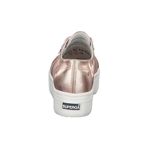 da oro sneakers rosa donna Superga in R6HP5xq