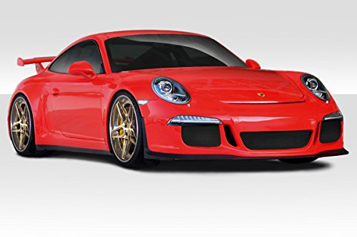 Duraflex Replacement for 2012-2015 Porsche 911 Carrera 991 Eros GT3 Look Body Kit - 3 Piece