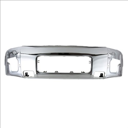 CarPartsDepot 04 -07 SUV Front Bumper Face Bar Chrome, 341-36490-10 NI1002136