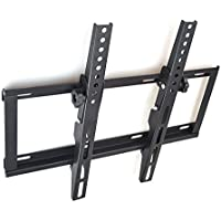 Sunydeal TV Wall Mount Bracket for Samsung Vizio LG TCL Sony Element Sharp AQUOS Insignia Panasonic Sceptre Emerson 17 19 22 26 28 30 32 37 39 40 42 43 45 inch Plasma LCD LED Smart TV