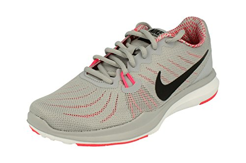 NIKE Womens In Season TR 7 Running Trainers 909009 Sneakers Shoes Wolf Grey Black Racer Pink 004