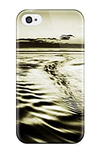 Tpu Shockproof/dirt-proof Ocean Earth Nature Ocean Cover Case For Iphone(4/4s)