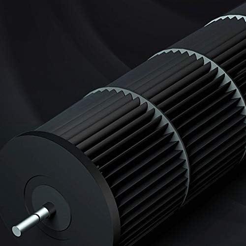 YIN YIN Ventilator, Haushalt Intelligent Remote Control Timing-Fan Turm Bodenventilator DC Frequenzumsetzung Fan Klimaanlage (Size : 30x30x107cm)