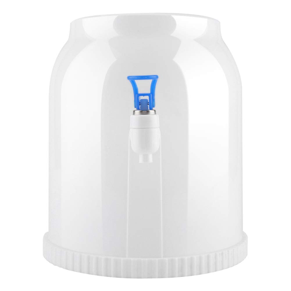 Haofy Portable Mini Table Top Countertop Bottle Water Cooler Dispenser Home Office School Camping Use