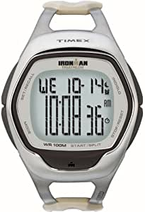 Timex Women's Ironman Triathalon T5J661 Resin Digital Watch with LCD Dial