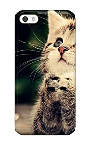 Anti-scratch And Shatterproof Cute Animal Phone Case For Iphone 5/5s/ High Quality Tpu Case by mcsharks