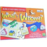 Creative's CRE0693 Educational Toys & Games  3 Years & Above,Multi color