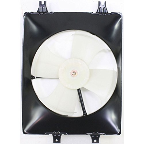 A/C Condenser Fan Assembly - Cooling Direct For/Fit HO3113115 99-04 Honda Odyssey ()