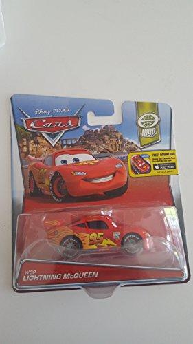 WGP LIGHTNING MCQUEEN #1/13 * WORLD GRAND PRIX * 2015 Disney / Pixar CARS 1:55 Scale Vehicle
